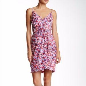 Yumi Kim Jayne floral print dress M